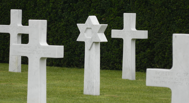 Allied soldiers cemetery in Ypres, Belgium.
