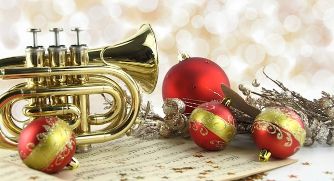 Christmas Music In August.Who S Ready For Christmas San Diego Reader