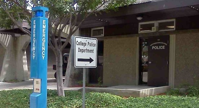 Southwestern College Police Department