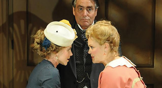 Tom Stoppard's Travesties, now at Cygnet Theatre, unfolds with various literary styles.