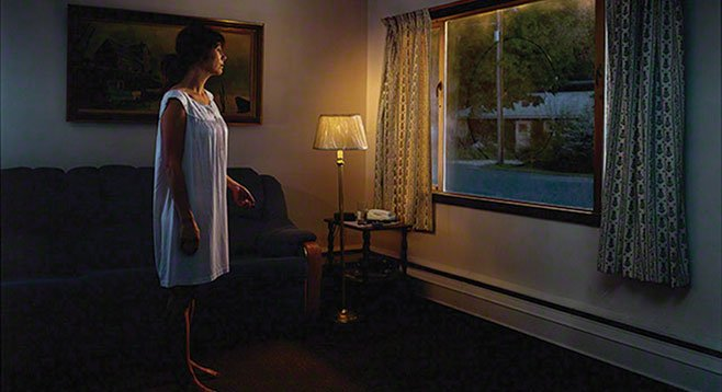 Untitled, from the series Twilight, 2002, Gregory Crewdson, chromogenic print.