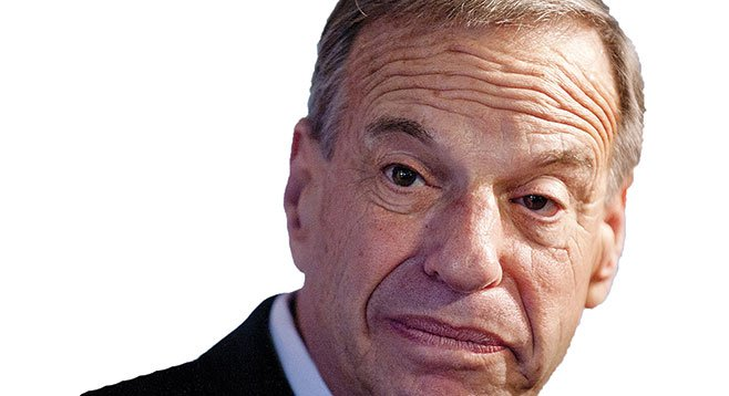 Nothing says respect for women like orange hot pants; nothing says disrespect for women like Bob Filner.