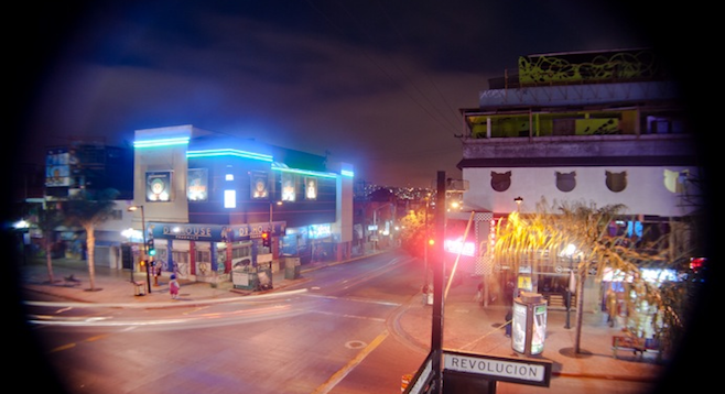 Beyond touristy Avenida Revolución is a nighttime Tijuana waiting to be explored.