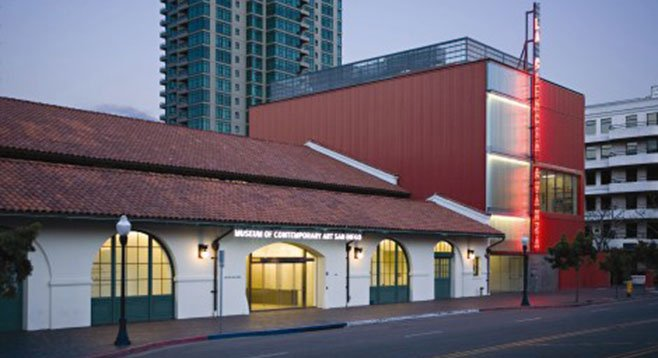 Museum of Contemporary Art San Diego