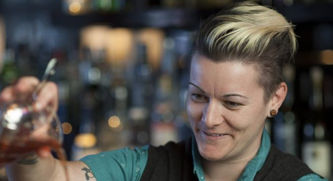 Jen Queen recently became a mezcalier, a mezcal equivalent to a sommelier. She is the first person on the U.S. west coast with that title.