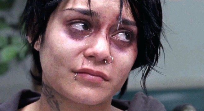 Vanessa Hudgens in Gimme Shelter