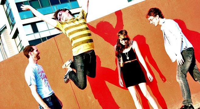 Soda Bar sets up fuzz-rock Austin act Ringo Deathstarr on Wednesday.