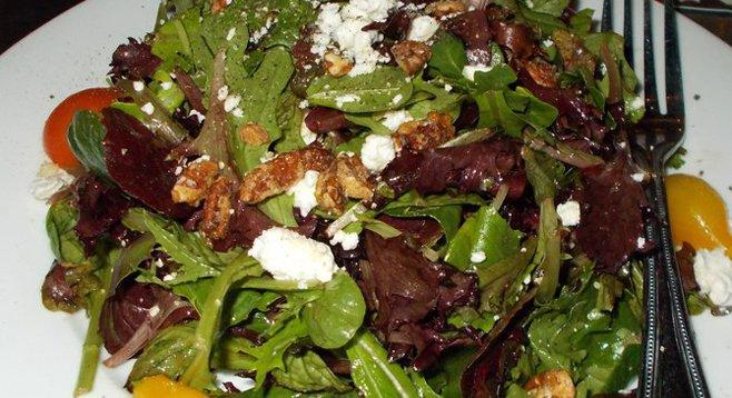 House of Blues salad