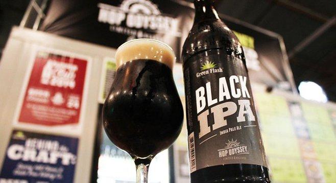 Beer of the Week: Green Flash Black IPA   San Diego Reader