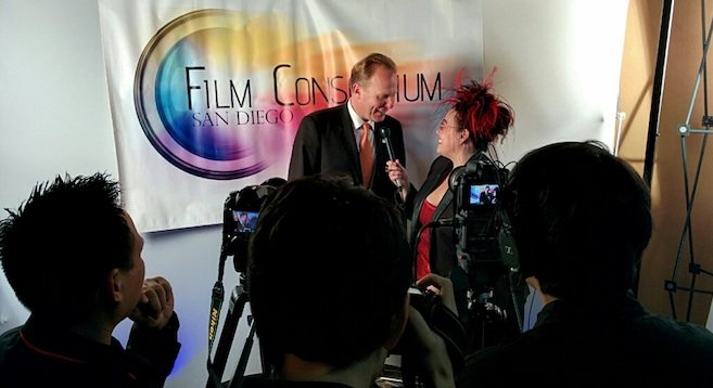 Barbarella with Kevin Faulconer