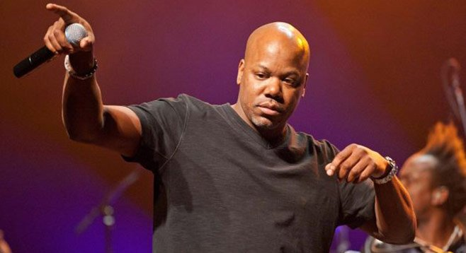 West Coast hip-hop pioneer Too $hort will rock the mic at Porter's Pub Friday night!