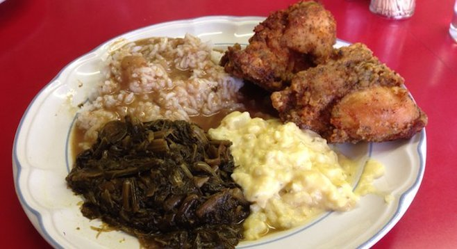 Serving Soul Food Since The Beginning San Diego Reader