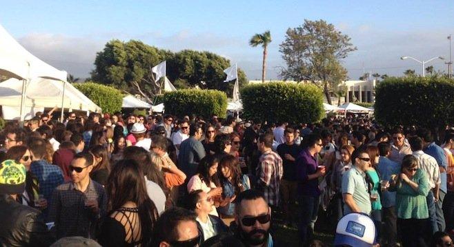 Baja Beer Fest 2014