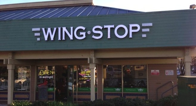 "It's easy to focus on the ""Wing"" in it's name, but I should have focused on the ""Stop""."