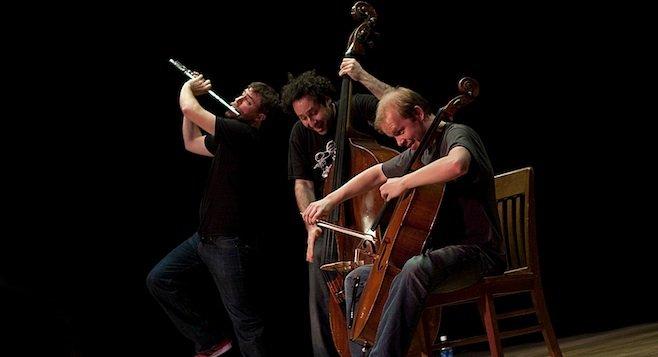 The Project Trio