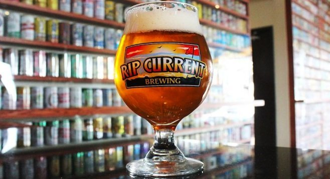 Rip Current Caught In A Rip IIIPA