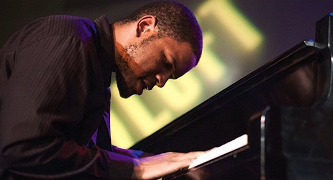 Pianist Joshua White has grown from church pianist to budding jazz superstar.