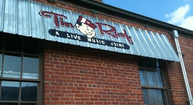 Tin Roof restaurant and live music chain finds a space downtown.