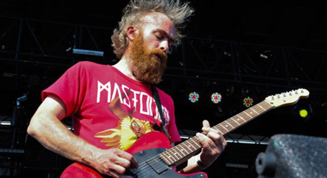 Metal heads Red Fang bring their Situation: Awesome tour to Porter's Pub Sunday night!