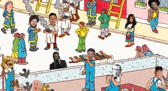 Where's Casey?