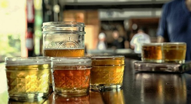 The summer solstice ale trail san diego reader for Craft beer guild san diego