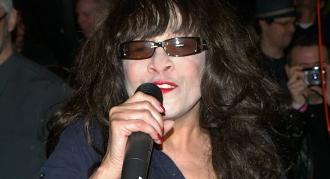"The ""Be My Baby"" lady, Ronnie Spector, will grace the stage at North Park Theatre Thursday night!"