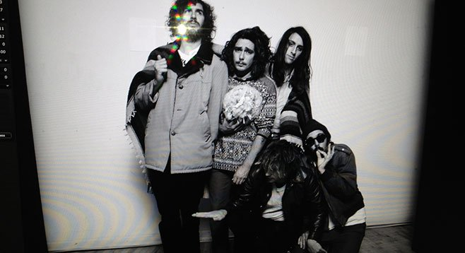 Surf-goth group the Growlers howl at North Park Theatre Friday night and then up at Pappy & Harriets in Pioneertown on Saturday.