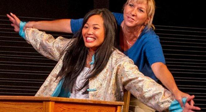 Last Call: Jade Heart, Les Miserables | San Diego Reader