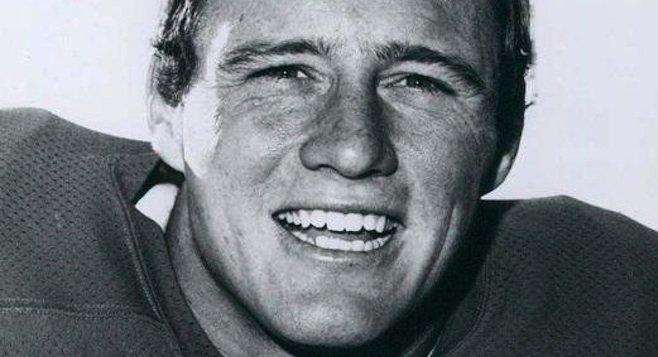 Hank Bauer in earlier, simpler days.