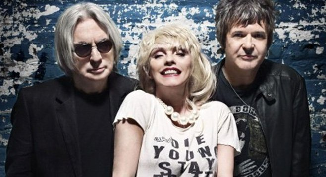 Blondie celebrates 40 years on the Blondie 4(0) Ever tour. The New York new wavers will be at Harrahs Friday night!