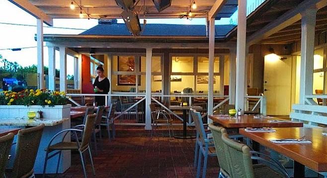 Sunny seating, drab dinners at La Jolla bistro | San Diego Reader