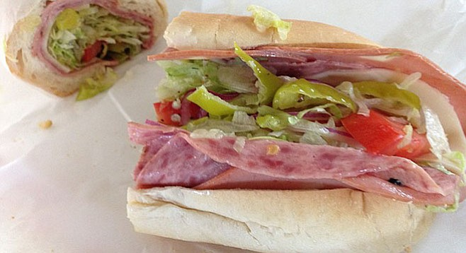 The simple, satisfactory and affordable Grab & Go Sub. Grab & Go Subs.
