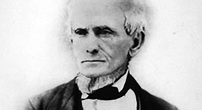 Judge Benjamin Hayes