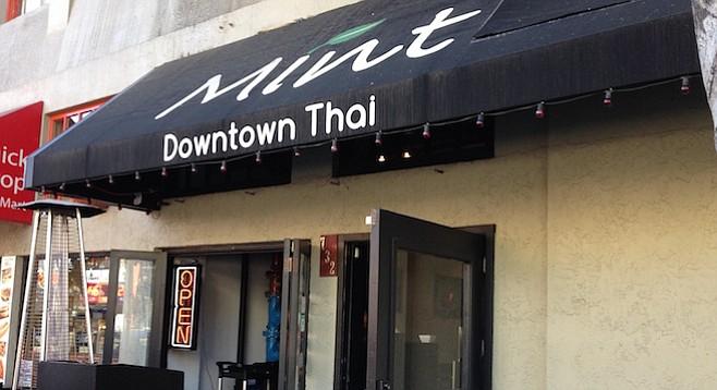 Thai Gaslamp San Diego Sexy Stripers