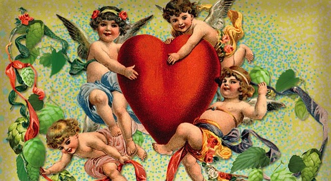 6th Annual Brewbies Beer Festival to be held on Valentine's Day