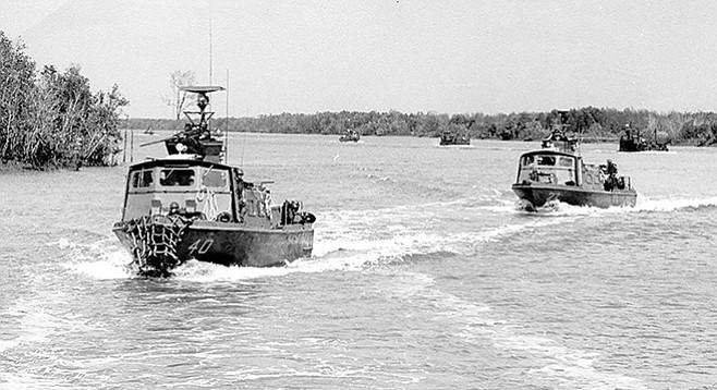 Swift boats in Vietnam