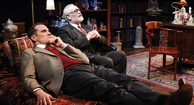 Freud's Last Session at Lamb's Players Theatre