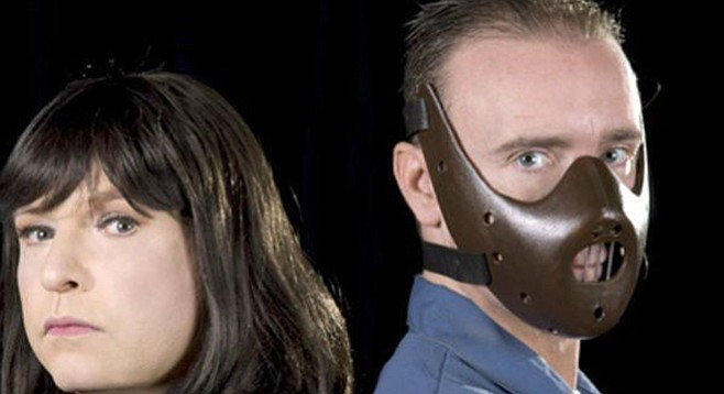The Silence of the Clams at Diversionary Theatre