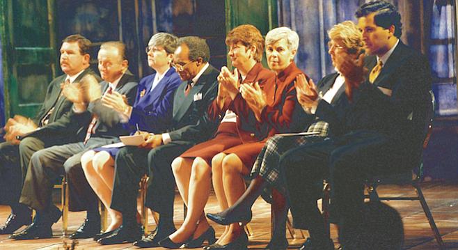 San Diego City Council, 1997
