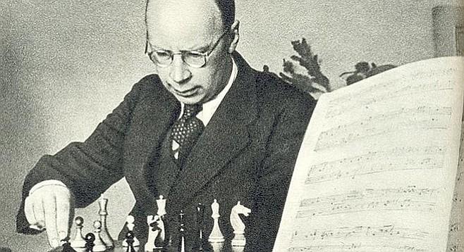 Prokofiev needs unconditional love.
