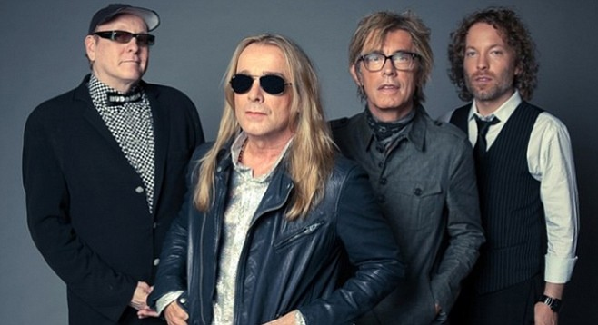 Power-pop awesomeness Cheap Trick take the midway stage at the Del Mar Fair on Wednesday!