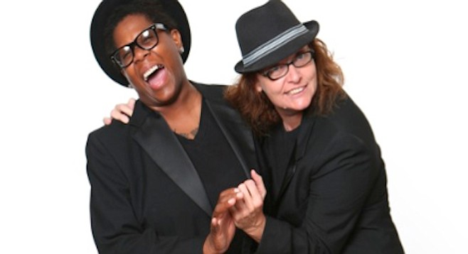 Confused about transgenderism? Nick and Mel want to sing you some songs, this Saturday at the Fair.