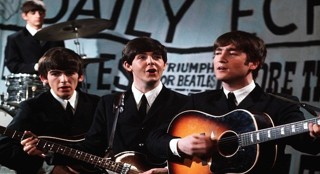 John Lennon's Gibson J160e was thought to be lost.