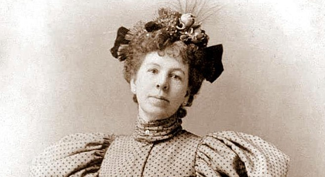 Clara Foltz is credited with inventing the idea of a public defender.