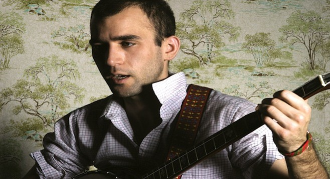 Sufjan Stevens charms with indie-folk ear candy and stories of his youth.