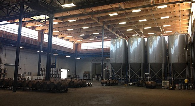 A new, high capacity brewhouse for AleSmith.