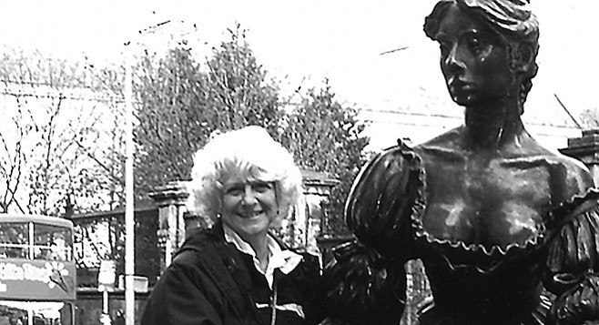 Mom (with Molly Malone)