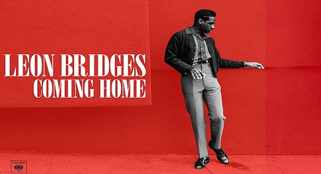 Nostalgic for Home? Leon Bridges's new record will take you there...