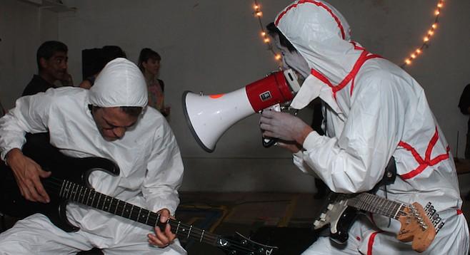 Ghost Magnet Roach Motel...YOU HEARD ME!