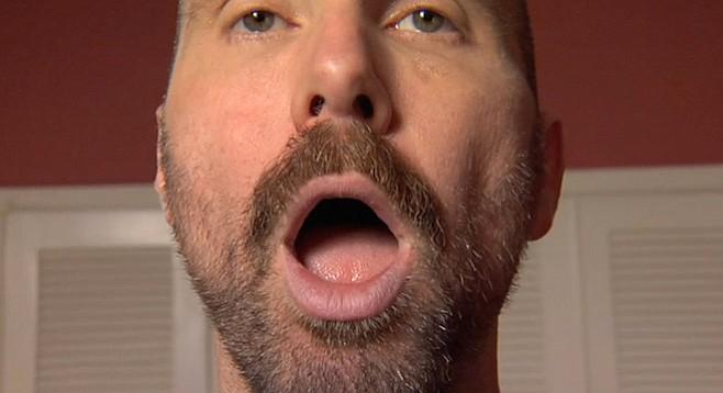 David Thorpe revs his oral motor